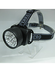 Lampes Frontales LED Lumens 1 Mode LED AA Camping/Randonnée/Spéléologie Usage quotidien Cyclisme Chasse Escalade Extérieur