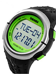 SKMEI® 1058 Men's Woman Watch Outdoor Sports Multi - Function Watch Pedometers/Heart Rate Monitor/Calories Burned/50 Meters Waterproof