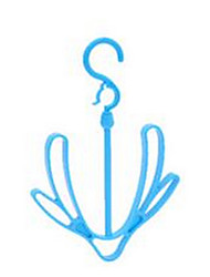 Hooks Plastic with Feature Is for Cloth