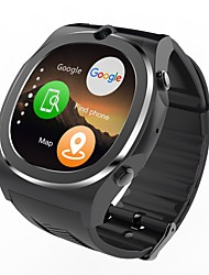 Q98 New Bluetooth Phone Mobile Watch Motion Front Camera Video Android 3G Smart call MT6580 4 Core 1.3Ghz Sports Watch