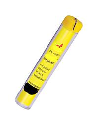 Hongyuan / tube de soudure tube-tube 1,0 mm / 16g étain / 1 bobine