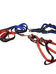 Suprimentos para animais de estimação tração de cão corda cinta de peito fábrica nylon denim pet tração cinto cinta de peito