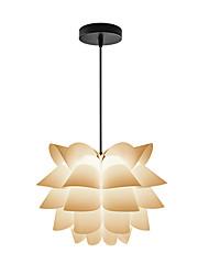 Inspirado da Natureza Outros Característica for Designers Plástico 1 Lâmpada