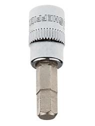 Stahlschild 6,3 mm Serie h5 / 1