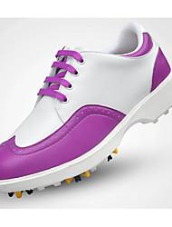 Chaussures de Golf Femme Golf Doux Confortable Des sports Sport extérieur Utilisation Exercice Sport de détenteStyle artistique Style