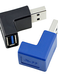 USB 3.0 Adaptador, USB 3.0 to USB 3.0 Adaptador Macho-Fêmea