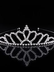 2017 New Fashion Children's Hair Hoop Bridal Crown Kid Jewelry Diamond of the Girls Tiaras Wedding Gifts Bride Headwear Accessories Women