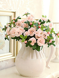 1 Branch Rose American Style Home Decoration Artificial Flowers