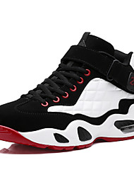 Basketball Shoes Men's Athletic Shoes With Air Cushions Comfort Light Soles  Spring Summer Athletic Outdoor Magic Tape