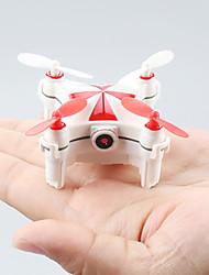 Drone Cheerson CX-OF 4CH 6 Eixos Com 0.3MP HD Camera FPV Iluminação De LED Retorno Com 1 Botão Vôo Invertido 360°Quadcóptero RC Controle