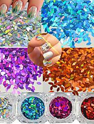 3-D Компоненты для самостоятельного изготовления Пайетки Салон ногтей Инструмент для рук