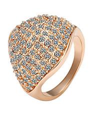 Damen Ring Böhmen-Art vergoldet Schmuck Schmuck Für Hochzeit Party Verlobung