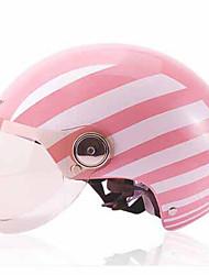 HELMO 828 Motorcycle Helmet Electric Helmet Female Cute Summer Helmet Motorcycles Ladies Four Seasons Half Helmet Man