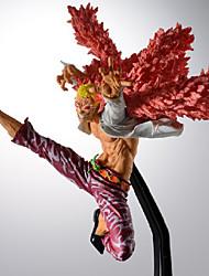 Las figuras de acción del anime Inspirado por One Piece Cosplay PVC 20 CM Juegos de construcción muñeca de juguete