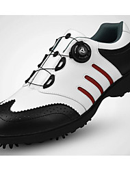 Golf Shoes Men's Golf Adjustable/Retractable Soft Non-slip Sports Sports Outdoor Performance Practise Leisure Sports Artistic Style