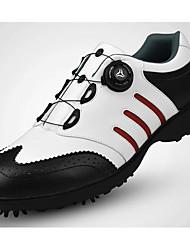 Обувь для игры в гольф Муж. Гольф Регулируется/Выдвижной Мягкий Non-Slip Спортивный Для спорта и активного отдыха Выступление Практика