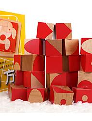 Blocos de Construir para presente Blocos de Construir 1-3 anos 3-6 anos de idade Brinquedos
