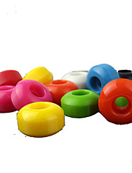 Skateboard Wheel High Elastic Pu Round Four Round Four Wheel Skateboard Professional Multi - Color Color Wheel 95A