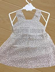 Baby Kinder Neues Baby Baby Party Tupfen Blumen Druck Kleidungs Set Frühling/Herbst