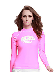 Factory Direct Supply of Foreign Trade Diving Suits Long - sleeved Women 's Swim Clothes Jellyfish Clothes Sun Clothing Hot Springs Swimwear
