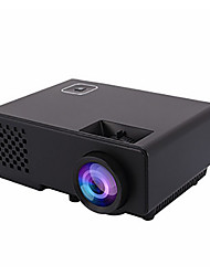 LCD WVGA (800x480) Projector,LED 1000 Portable Projector