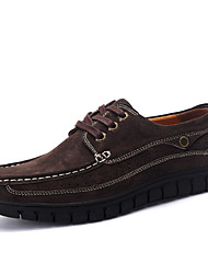 Men's Loafers & Slip-Ons Formal Shoes Comfort Light Soles Suede Fall Winter Casual Outdoor Office & CareerFormal Shoes Comfort Light