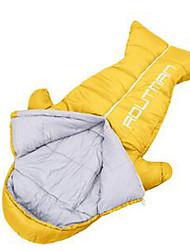 Camping Polster Mumienschlafsack Einzelbett(150 x 200 cm) 100 Enten QualitätsdauneX60 warm halten