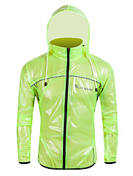 Not Specified Hiking Raincoat Wateproof Warm Sweat-Wicking water-resistant Stretchy Sunscreen Raincoat/Poncho for Running/Jogging Camping
