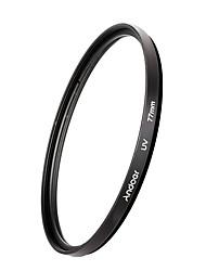 Andoer 77mm uv cpl nd8 круглый фильтр комплект круговой поляризационный фильтр nd8 нейтральный фильтр плотности с сумкой для камеры non