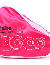 Children's Roller Skates Backpack Skates Clothes Shoulder Bag Slanting Roller Skates Wear Sports Bags