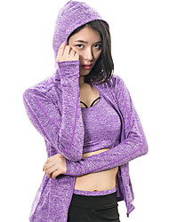 Women's Tracksuit Fitness, Running & Yoga Anti-Shake/Damping Quick Dry Clothing Suits for Yoga Running/Jogging Exercise & Fitness Fitness