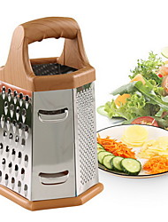 Stainless Steel Six - sided Multi - purpose Vegetable Chopper