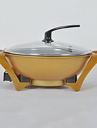 Korean Multi - functional Vacuum Electric Non - stick Energy - saving Electric Pot