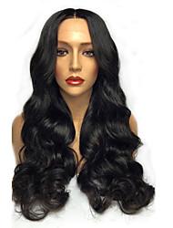 150% de densité glueless perruques en dentelle pleine avec les cheveux de bébé cheveux perruens 100% vierge cheveux 8 '' - 26 '' perruques