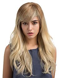 Roman mode ombre cheveux longs cheveux humains perruques