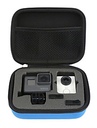 TELESIN  Small Protective Storage Bag Box Traveling Carrying Carry Case for Go Pro Hero 5 GoPro 5 4 3 2 Accessories