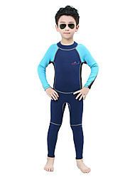 Kid's 2mm Full Wetsuit Quick Dry Anatomic Design Breathable Neoprene Diving Suit Long Sleeves Diving Suits-Diving Spring Summer Fashion