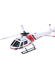 WL Toys K123 6 Canales 2.4G Avión de radiocontrol