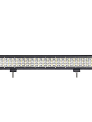3-Row 216W 21600lm LED WORK LIGHT BAR 216w Headlights spot flood combo OFFROAD LAMP 216w led driving light