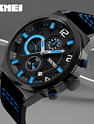 SKMEI Brand Luxury Wristwatches Clock  Waterproof Stopwatch Sports Watches