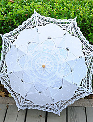Paraguas Identificador de mensaje Metal Madera Aprox.68cm