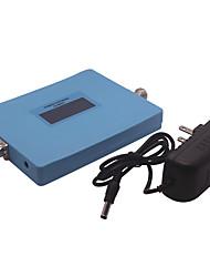 Amplificador móvil de la señal del teléfono celular del aumentador de presión de la señal del gsm / 3g 900-2100mhz para los bouygues /