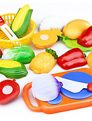 Toy Foods Plastics Kid's