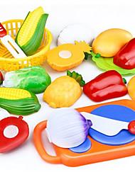 Toy Foods Plastics Kid's