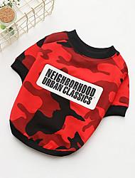 Dog Shirt / T-Shirt Dog Clothes Casual/Daily Christmas Christmas