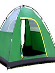 CAMEL 2 человека Световой тент Двойная Палатка Автоматический тент Хорошая вентиляция Дожденепроницаемый Защита от пыли Складной