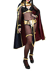 Inspired by Fire Emblem FAwakening Tharja  Video Game Costumes Cosplay Suits Long Sleeve Waist Accessory Cloak Zentai