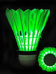 Legere Sport Badminton LED-Lampen LED Licht LED Licht Leichtes Material für Kork