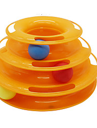 Cat Toy Pet Toys Chew Toy Easy Install Plastic
