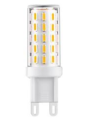 3W Luci LED Bi-pin T 54 SMD 4014 360-390 lm Bianco caldo Bianco Decorativo V 1 pezzo